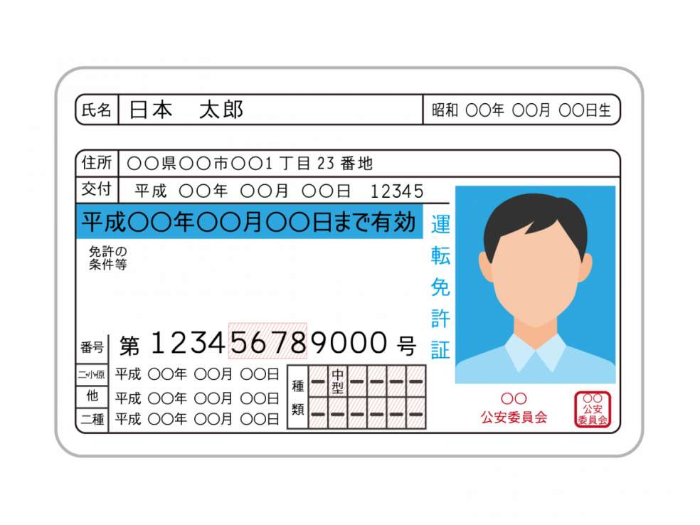 運転免許9
